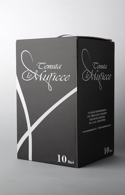 bag-in-box muricce 10lt